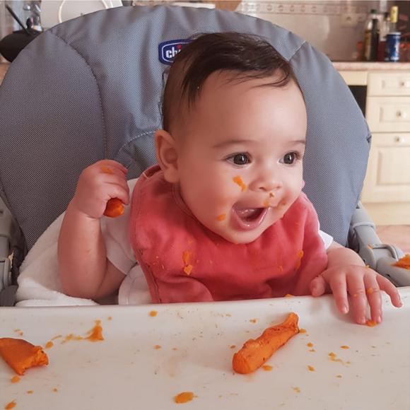 Aïna 5,5 mois