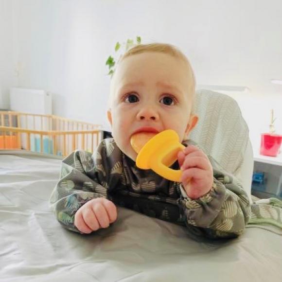 Evan 7 mois