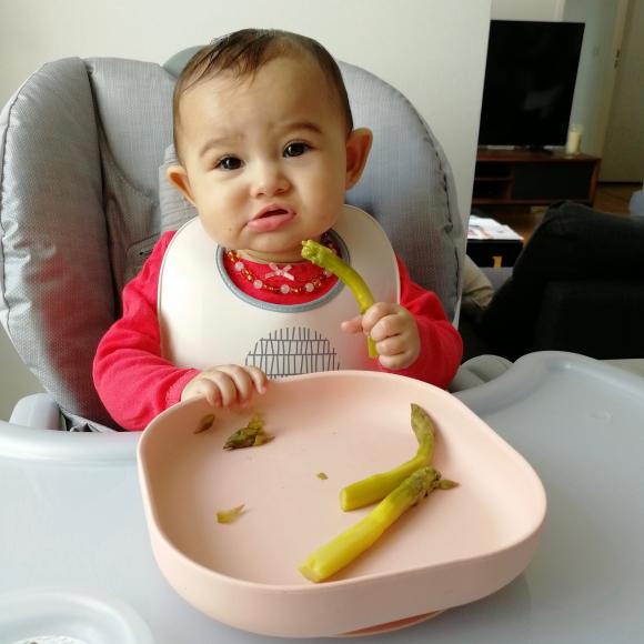 Maëlyne 7 mois